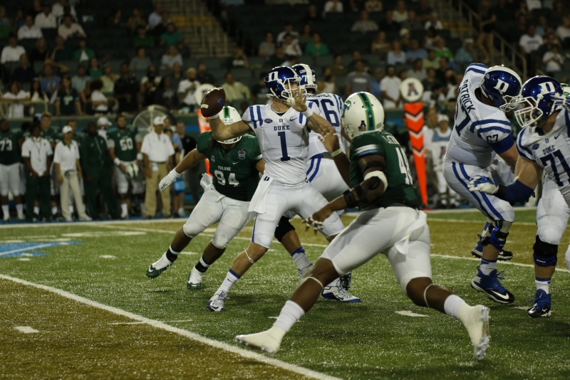 Extra Point: Duke football vs. Tulane