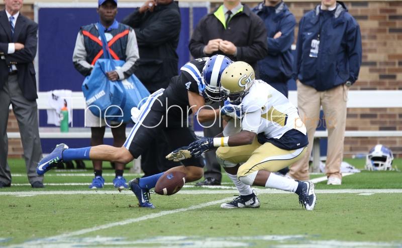 XFactor: Duke football vs Army