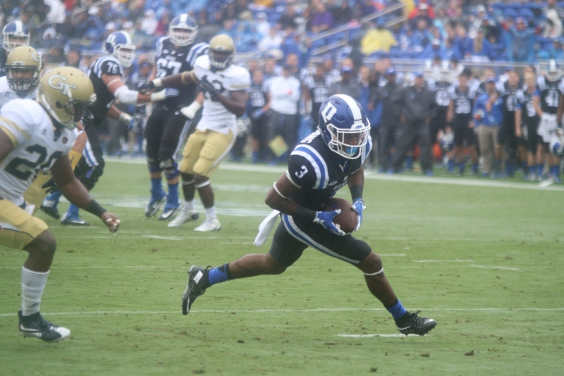 XFactor: Duke football vs Boston College