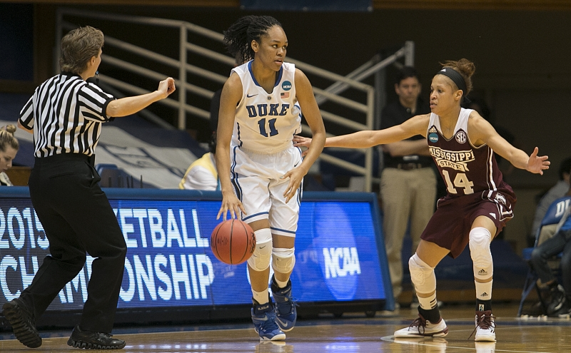 Duke women's basketball ranked No. 8 as Stevens nets preseason honors