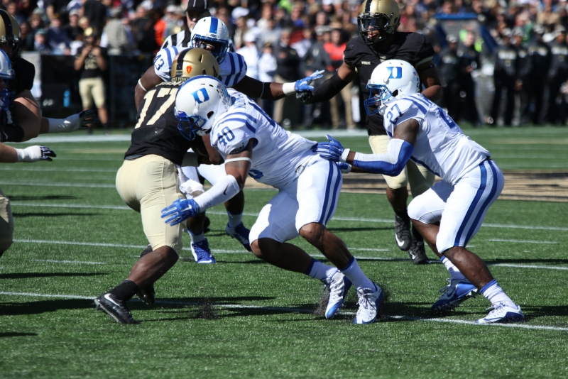 Extra Point: Duke football vs Army