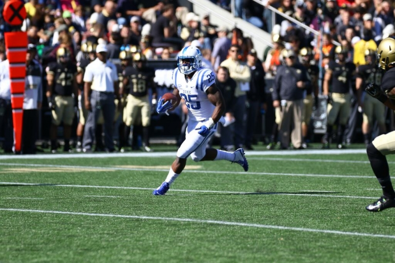Making the Grade: Duke football vs Army